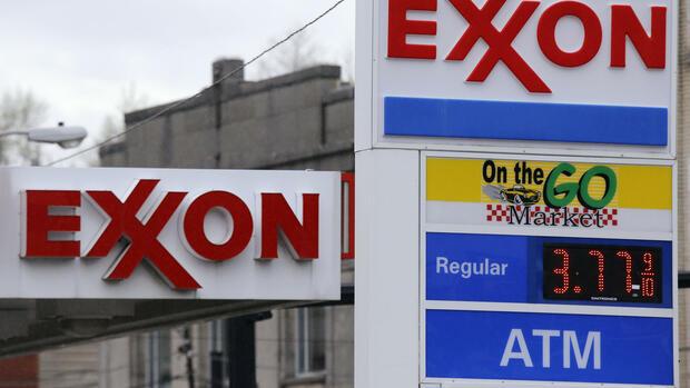 Exxon Aktien