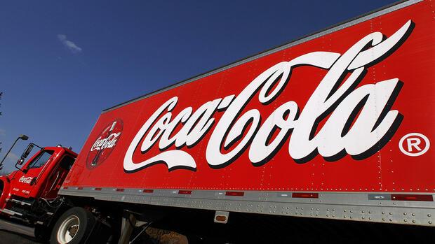Coca Cola Jahresumsatz