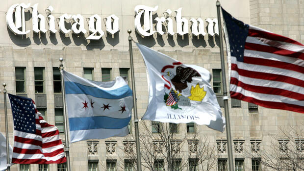 Chicago Tribune  Quelle: AP