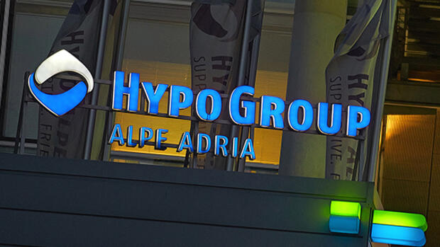 Hypo Group Alpe Adria Quelle: dpa Picture-Alliance
