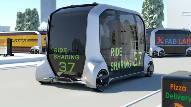 Toyota ePalette: Ist das der Robo-Lieferwagen...