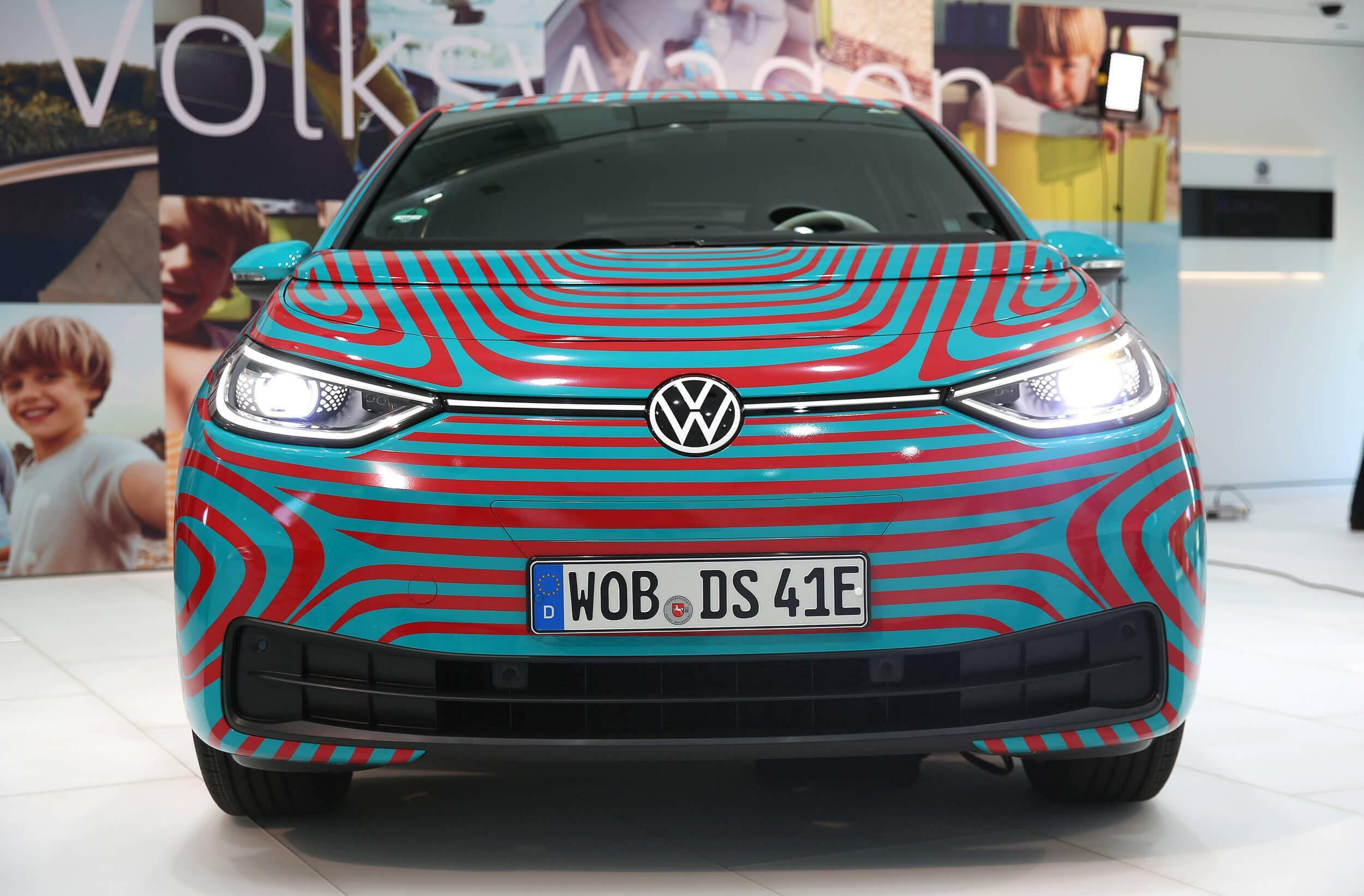 Logo des VW ID3
