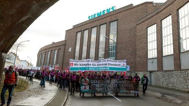 Siemens bleibt in Görlitz und will Werk in Leipzig verkaufen