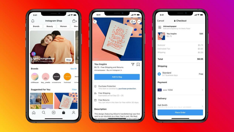 Shopping via Insta und FB: Facebook taugt nicht zum Amazon-Killer