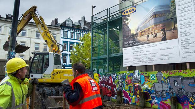 Citystore Hamburg Altona Warum Ikea In Die Fußgängerzone Zieht