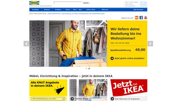 Billy Aus Dem Netz Ikea Will Auch Online Mobelliebling Werden