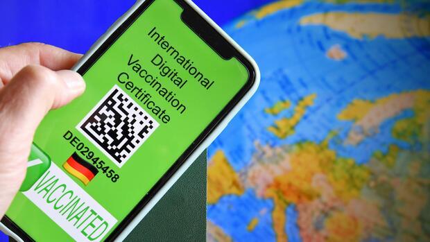 Corona Impfpass Wann Der Grune Pass Mehr Reisefreiheit Bringt