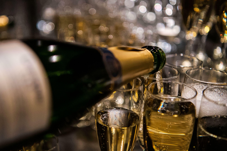 Donald Trump: Strafzölle auf französischen Champagner