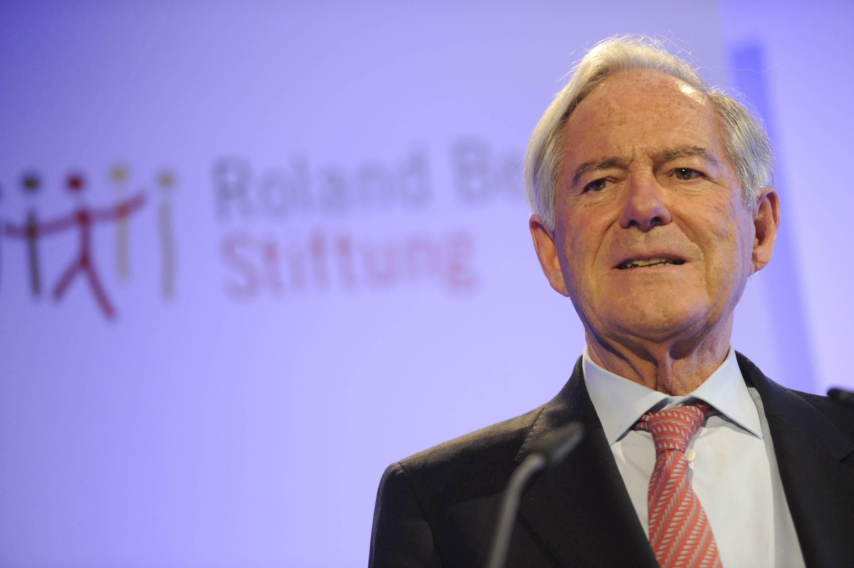 Roland Berger will Nazi-Vergangenheit des Vaters aufklären