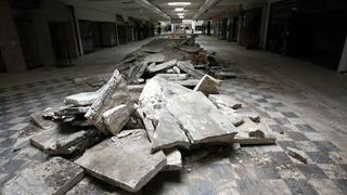 Dead Malls: Der Friedhof der Shoppingcenter