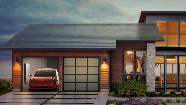 Tesla Solarcity: Kommen Solar-Dachziegel jemals nach Deutschland?