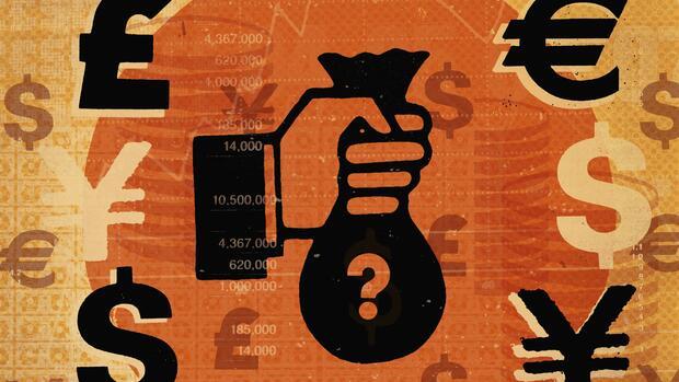 Bargeld Wo Die Meisten Scheine Und Münzen Genutzt Werden