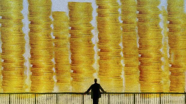 Milliardäre wurden täglich um 2,5 Milliarden Dollar reicher