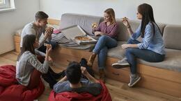 immobilie finanzieren wann sich bausparen lohnt. Black Bedroom Furniture Sets. Home Design Ideas