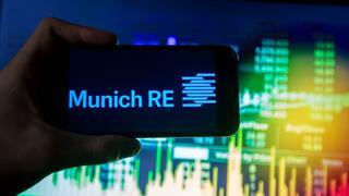 Gewinnplus, Aktienrückkauf: Munich Re will Gewinn 2019 und 2020 weiter steigern