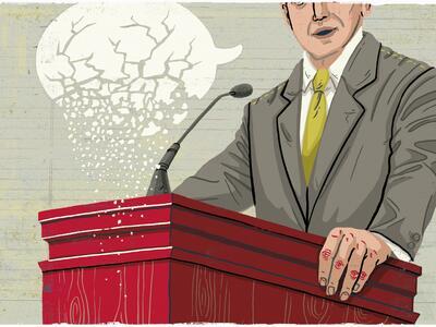 Sprechtraining: So klingen Sie vor Publikum kompetenter