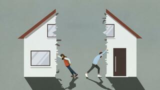 """Newsletter """"Recht & Steuern"""": Scheidung: Ein Ende mit Schrecken?"""