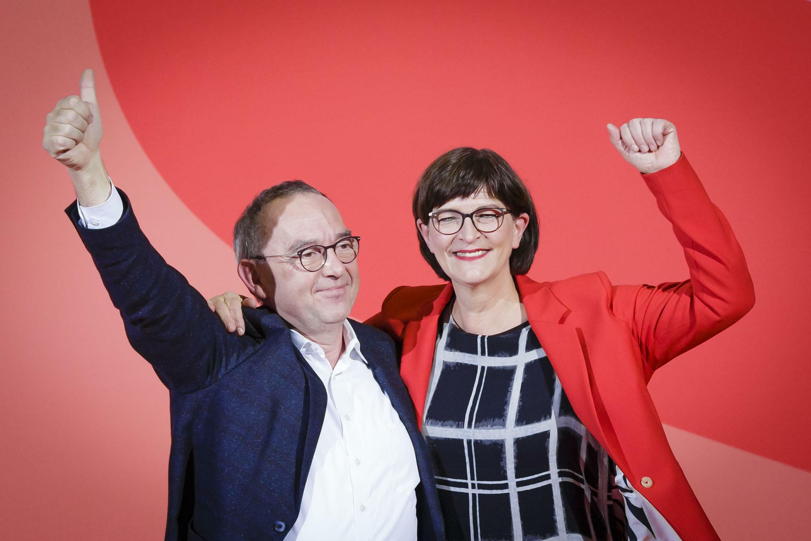 Die SPD ist wie ein alter Hometrainer