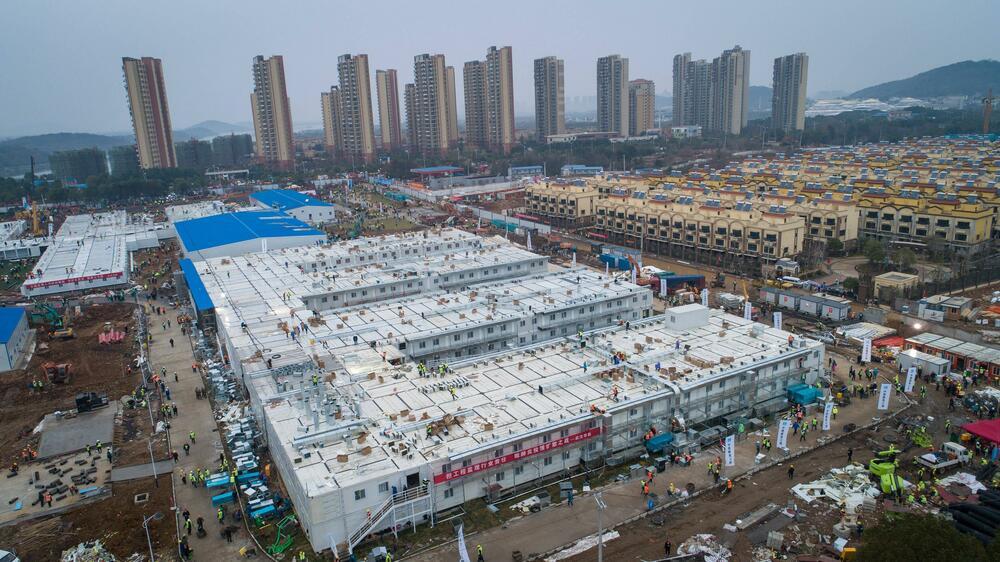 Krankenhaus China