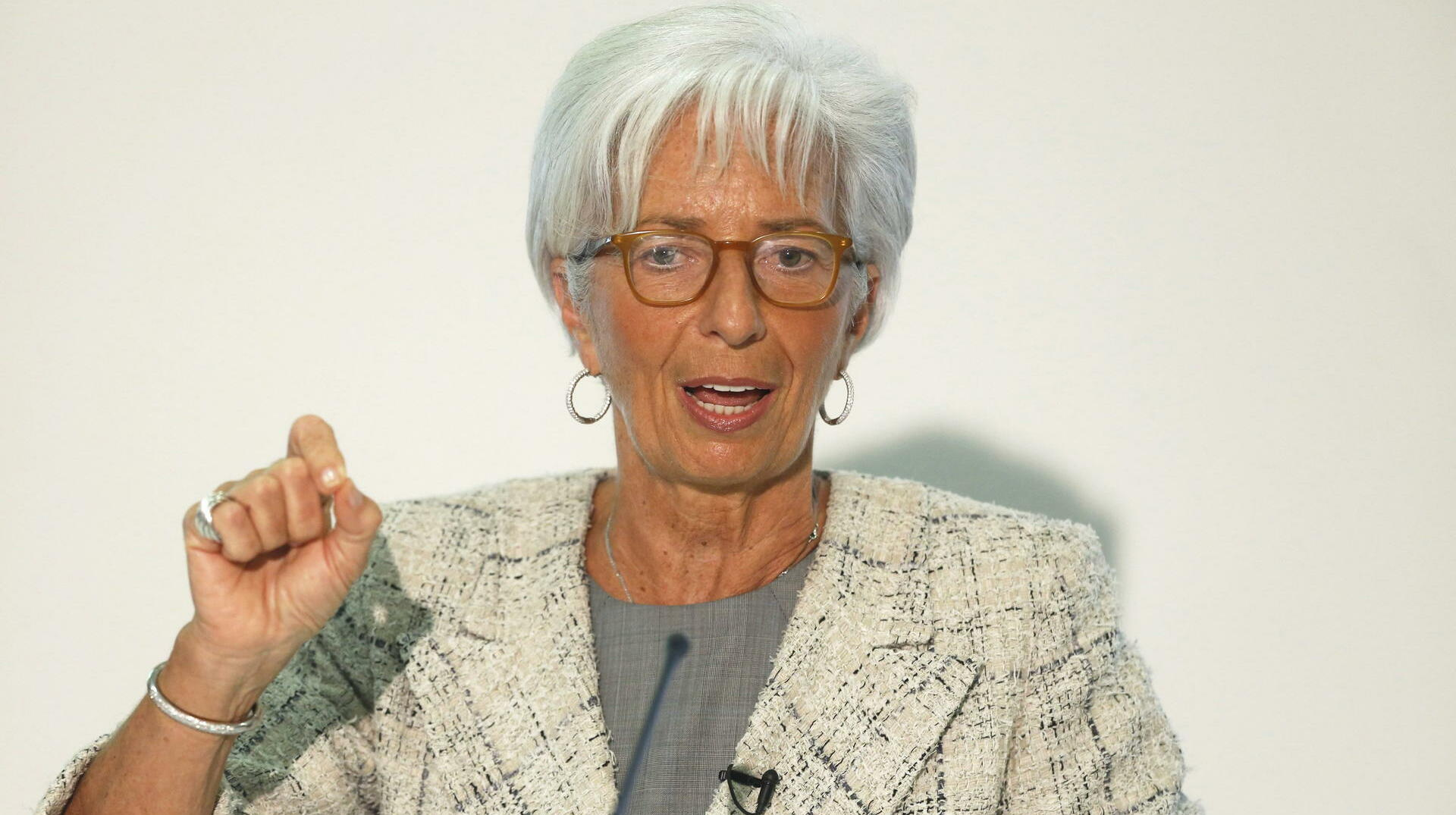 Christine Lagarde Quelle: dpa
