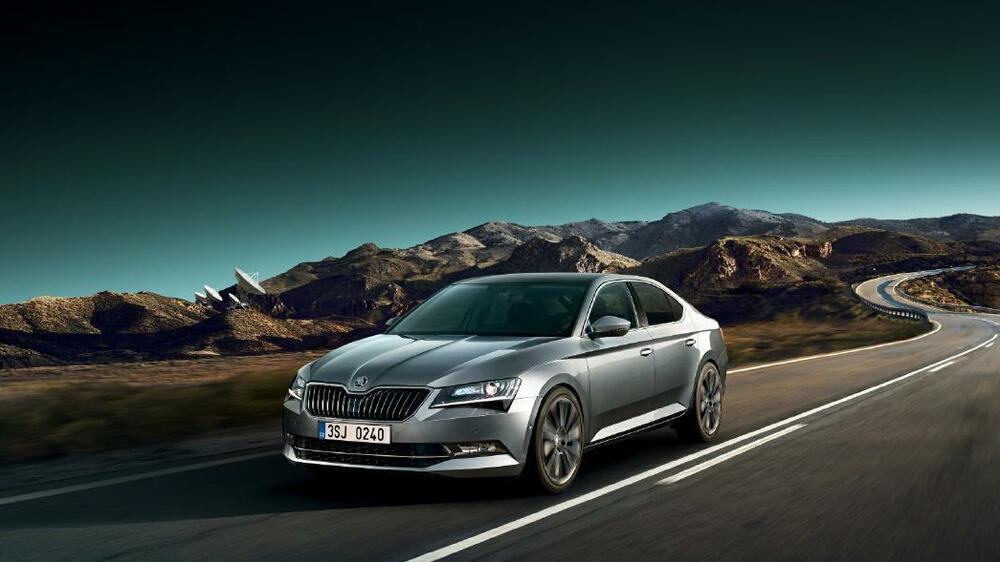 Skoda Superb Quelle: Skoda