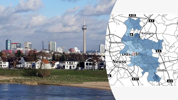 Bezahlbare Häuser Oder Wohnungen In Düsseldorf Kaufen