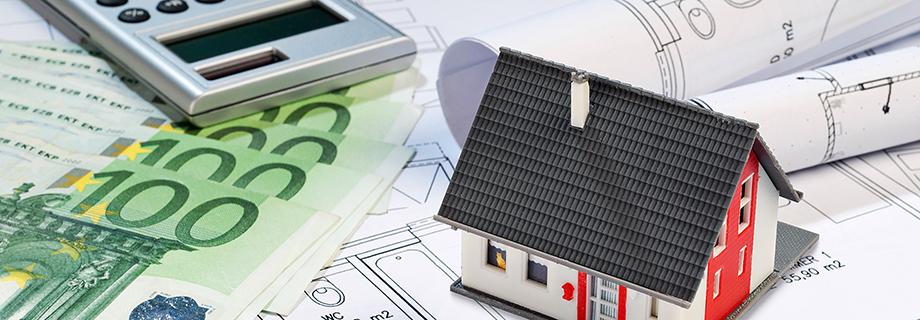 Angebotsvergleich für Baufinanzierungs-Angebote