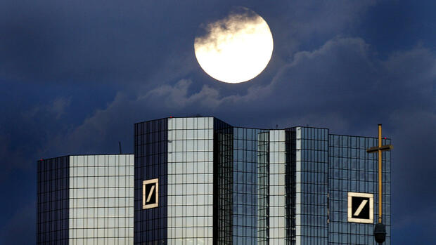 Deutschen Bank, Immobilienfond Quelle: REUTERS