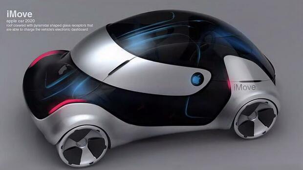 Apples Autopläne: Dieses Potenzial hat das iCar