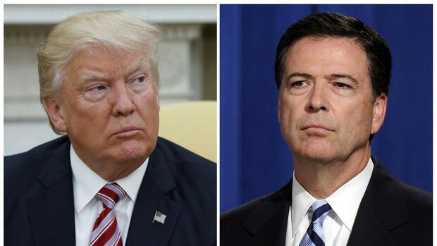 Ex-FBI-Chef James Comey wirft Trump-Regierung Lüge vor
