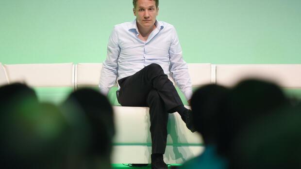 Rocket-Internet-Chef Oliver Samwer. Quelle: dpa
