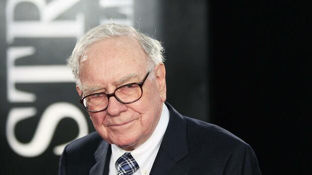 US-Investor Warren Buffet. Quelle: Reuters