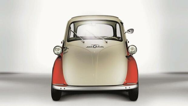 BMW Isetta Quelle: BMW