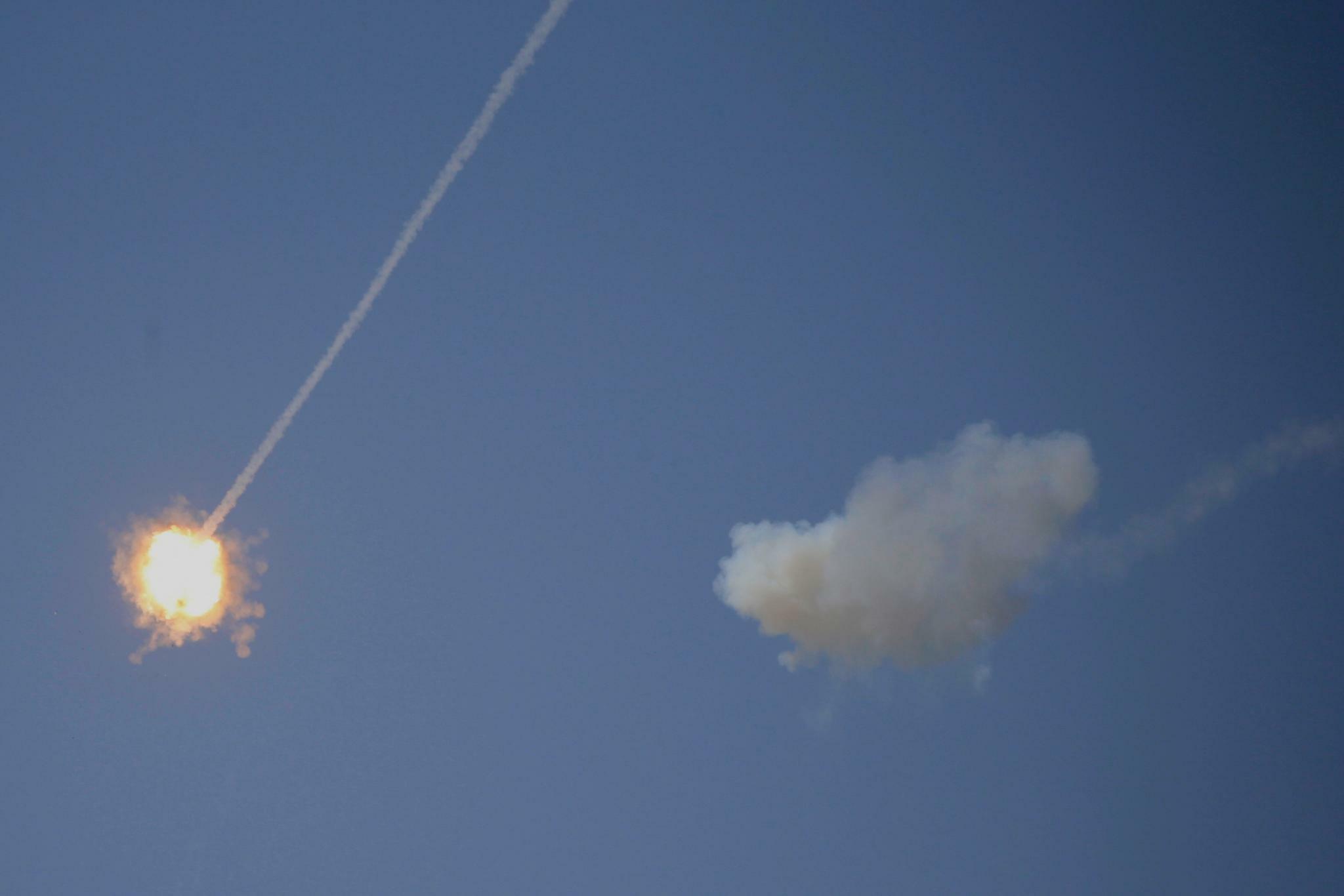 Nahost: Israelische Luftangriffe auf Ziele in Syrien