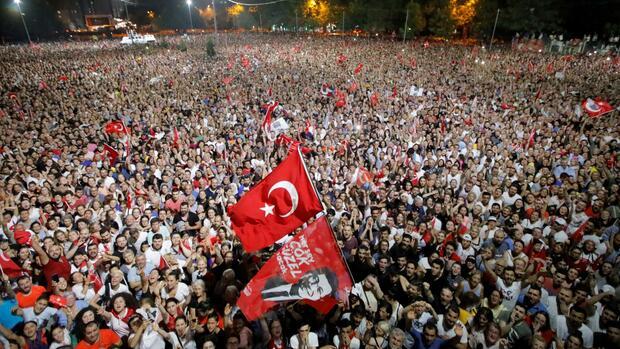 Bürgermeisterwahl: Istanbul, die türkische Hoffnung