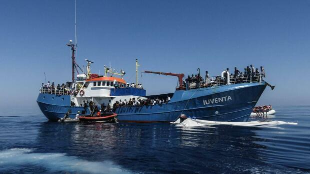 Rom verteidigt Militär-Einsatz vor Libyen