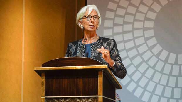 IWF-Chefin: Christine Lagarde geht auf Distanz zu Donald Trump Quelle: Reuters