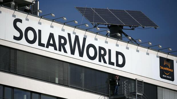 Schock! Jetzt auch Solarworld Freiberg insolvent