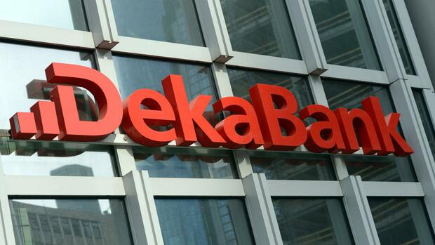 Dekabank in Frankfurt am Main Quelle: dpa