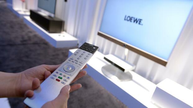 Loewe: Fernsehhersteller will Betrieb einstellen