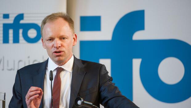 Ifo-Chef - Deutsche Wirtschaft blickt mit Sorge auf kommende Monate