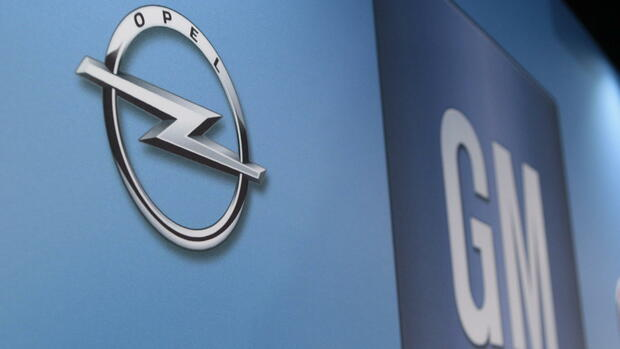 Opel General Motors Quelle: dpa