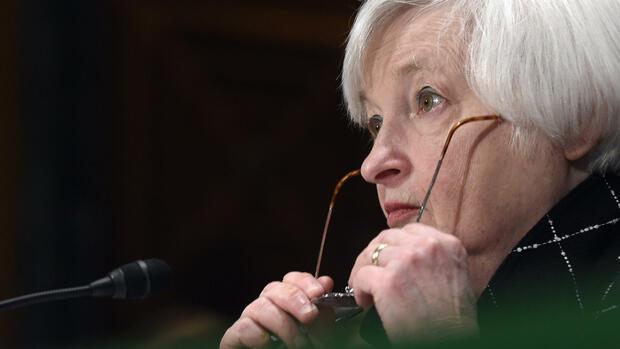 Fed-Chefin Janet Yellen verschleppt die Zinswende