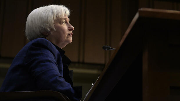 Fed-Chefin: Trump spricht mit Yellen über Fed-Führung