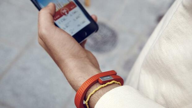 Jawbone UP24 Quelle: Presse