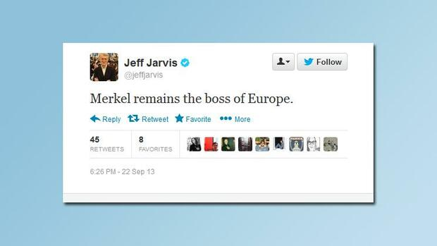 http://twitter.com/jeffjarvis/ Quelle: Screenshot