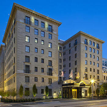 Jefferson-Hotel in Washington, D.C