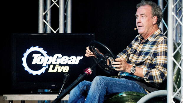 BBCModerator Jeremy Clarkson Quelle: dpa