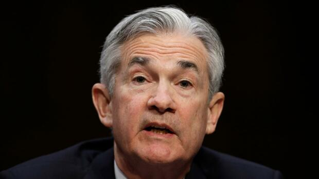 Fed: US-Senat billigt Jerome Powell als neuen Fed-Chef Quelle: AP