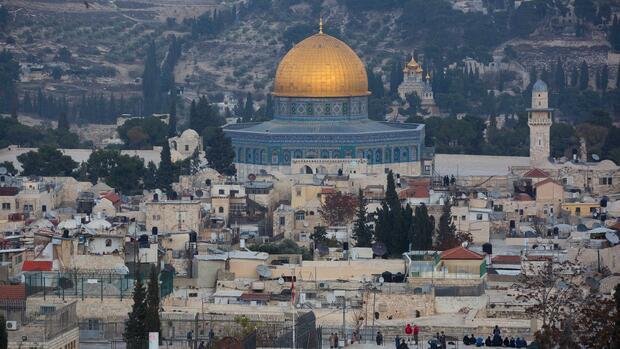 Verlegung der Botschaft nach Jerusalem schon im Mai